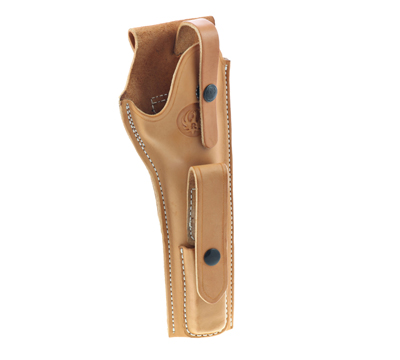 Mark I, II� & III� COWS Belt Holster with Magazine Holder, RH, 6-7/8