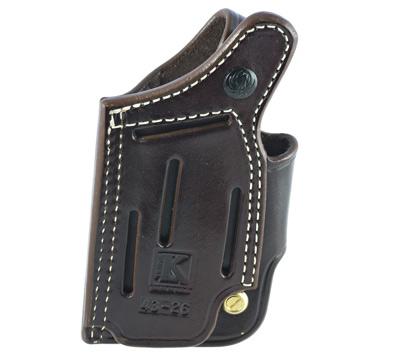 EC9s®, LC9s® & LC380® Triple K 3-Position Belt Holster - RH