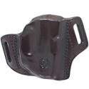 LC9®, LC9s® & LC380® w/ LaserMax Centerfire™ Laser Mitch Rosen® Belt Holster, RH
