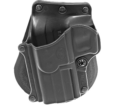 P345® Fobus SP11 Paddle Holster, LH