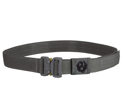 CO Shooter's Belt - Wolf Gray