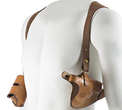 Ruger SP101®, LCR®, & LCRx® Three Piece Ultra Shoulder