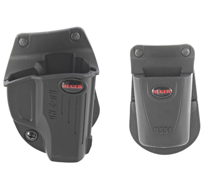 EC9s™ / LC9s® Fobus Holster and Mag Pouch Bundle