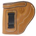 Ruger SP101® Triple K IWB HOLSTER Left-Handed, 2.25