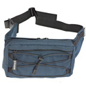Discrete Carry Waist Pack - Navy