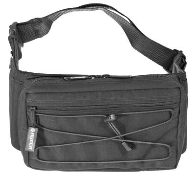 Discreet Carry Waist Pack - Black