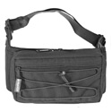 Discrete Carry Waist Pack - Black