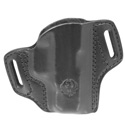 Security-9® Compact Mitch Rosen® Belt Holster, RH, Black