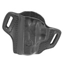 Security-9® Compact Mitch Rosen® Belt Holster, LH, Black