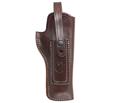 Mark IV™ & Mark III™ 22/45™  Triple K Belt Holster with Mag Pouch, 5-1/2