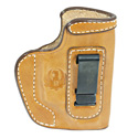 Security-9® Compact w/ Viridian® E-Series™ Red Laser Triple K Insider IWB Holster - RH