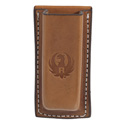 Triple K Single Mag Pouch - Double Stack 9mm & .40 S&W - Tan