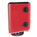 Competition Open Front Mag Pouch - Red
