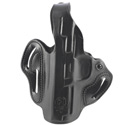 Ruger American Pistol™ DeSantis Thumb Break Scabbard OWB, LH, .45, Black