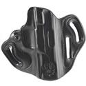 Ruger American Pistol® DeSantis Speed Scabbard OWB, RH, 9mm Black
