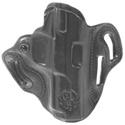 Ruger American Pistol® DeSantis Speed Scabbard OWB, RH, .45 Black