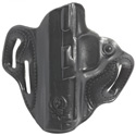 Ruger American Pistol™ DeSantis Speed Scabbard OWB, LH, 45 Black