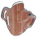 Ruger American Pistol™ DeSantis Speed Scabbard OWB, LH, .45 Tan