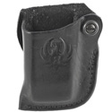 Ruger American Pistol® DeSantis Single Magazine Pouch, RH, 9mm, .40 Black
