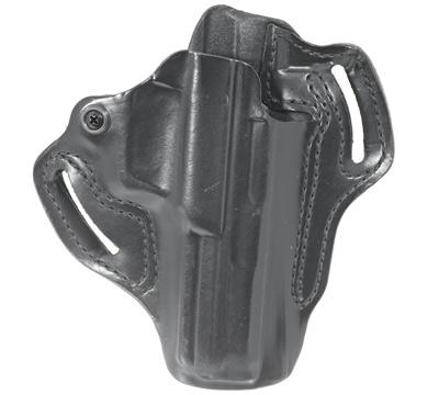 Ruger-57™ Desantis Mini Slide OWB, RH, Black