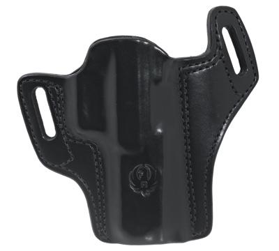 Ruger-57™ Mitch Rosen Belt Holster, Black - RH