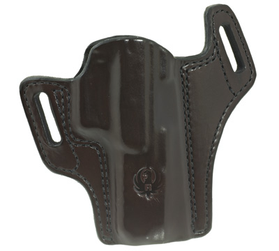 Ruger-57™ Mitch Rosen Belt Holster, Cuban Brown - RH