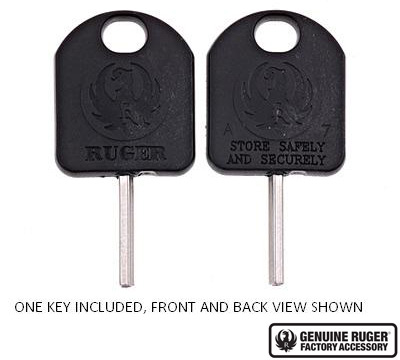 Internal Lock Key Assembly - LC9®, Mark III™, P345®