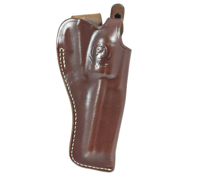 Large Frame, Single-Action Triple K Belt Holster, RH, 4-5/8