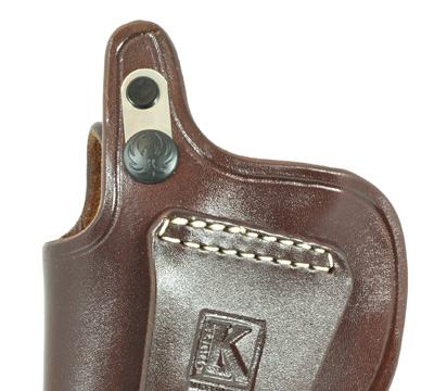 Single-Six® Family Revolvers Triple K Belt Holster, RH, 5-1