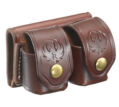 10/22� Leather Magazine Belt Pouch