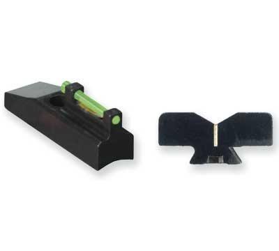 Mark IV™ Mark III™ V-notch Rear Sight and HiViz® Front Sight Set