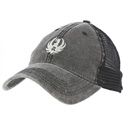 Black Dashboard Trucker Cap