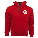 Red Hoodie Fleece