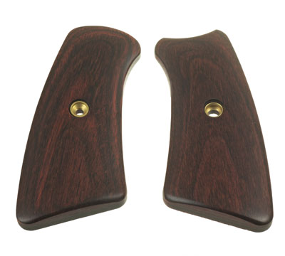Super Redhawk® & GP100® With Adjustable Sight Rosewood Grip Panels