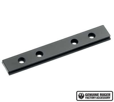 .22 tip-off scope base adapter for Ruger® 96/22 rifle