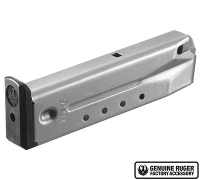 P-Series 9mm Stainless 15-Round Magazine