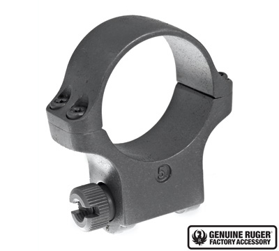 5K30TGMM High Scope Ring with Stainless Finish
