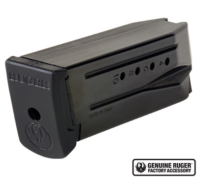 SR9c� 9mm Magazine, 10 round with Extended Floorplate