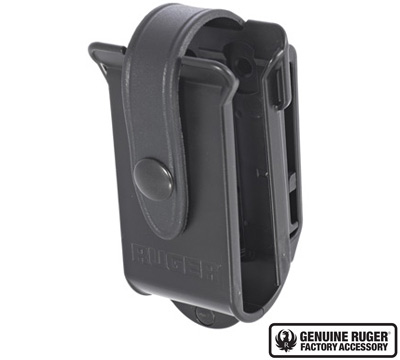 BX Double Magazine Case with Belt Clip