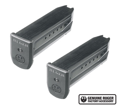 SR9®, SR9c®, & 9E® 17-Round Magazine Value 2-Pack-ShopRuger