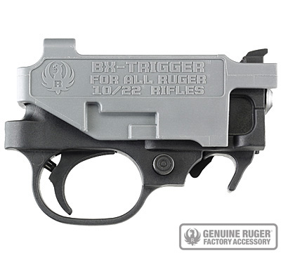 ruger bx trigger for 10/22 rifle drop in