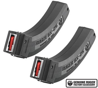 Ruger®  BX-25®  Magazine 2-Pack