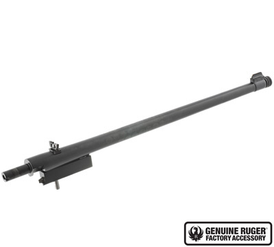 10/22 Takedown® Threaded Barrel - Blued