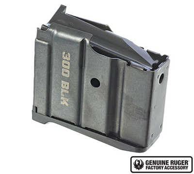 Mini-14® 300 Blackout 5-Round Magazine
