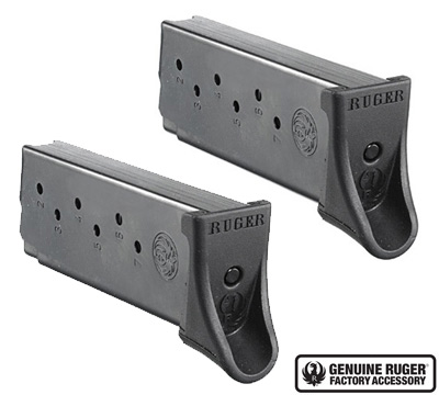 EC9s™ / LC9s®, 7-Round 9mm Luger Magazine Value 2-Pack