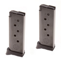 LCP® Magazine, 6-Round .380 Auto Magazine  Value 2-Pack